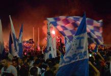 Pescara calcio, notte di festeggiamenti per la sesta promozione in Serie A
