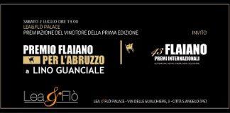 Premio Flaiano per l'Abruzzo a Lino Guanciale