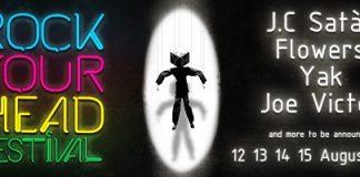 Rock Your Head Festival 2016