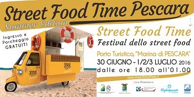 Street Food Time Pescara