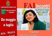Valentina Di Cesare FAI Incontri
