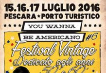 You Wanna Be Americano 2016