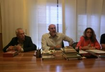 conferenza approvazione rendiconto 2015 Chieti
