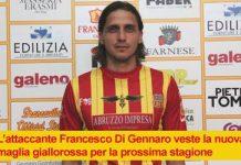 francesco di gennaro (francavilla calcio)