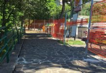 marciapiede-via-togliatti a Montesilvano