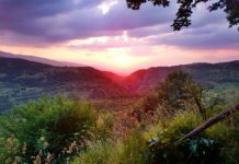 paesaggio d'Abruzzo