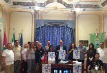 presentazione 9° Trofeo di Nuoto Città di Pineto