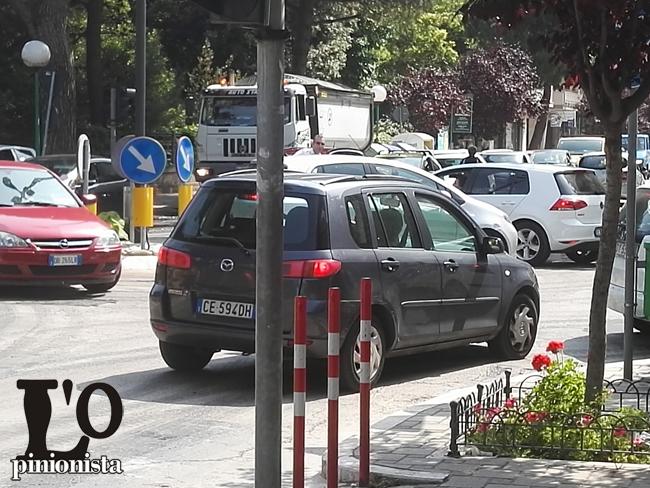 traffico-a-Pescara-via-Muzii