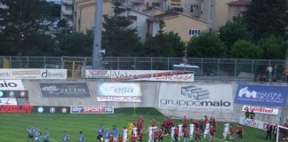 virtus lanciano - salernitana (play out)