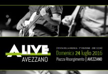 ALIVE2016 Avezzano