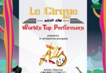 Alis Le Cirque with the World's Top Performers