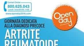Artrite Reumatoide Open Day