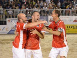 Beach soccer, 6 Nazioni Città di Silvi trionfo della Bielorussia