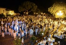 Cena in bianco 2016 Montesilvano