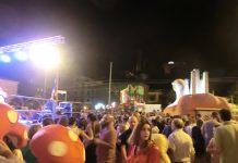 Francavilla, Carnevale estivo con oltre 10mila presenze
