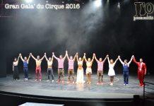 Gran Gala du Cirque 2016 - i protagonisti