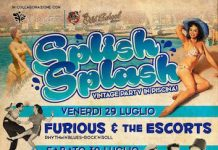 Locandina Splish Splash