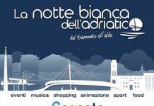 Notte Bianca a Pescara il 6 agosto 2016