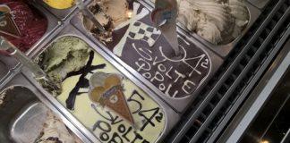 Passione infinita per le Svolte di Popoli che diventano anche un gelato