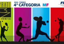 Torneo di tennis di 4° categoria Prati 37
