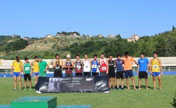 campionati italiani a Chieti