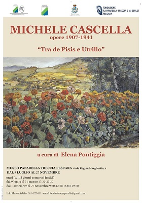 mostra Michele Cascella