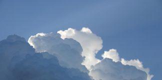 poco nuvoloso schiarite