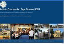 sito web Istituto comprensivo Pianella