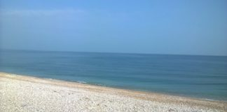 spiaggia Fossacesia