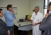 visita sindaco in ospedale