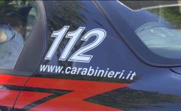 volante carabinieri