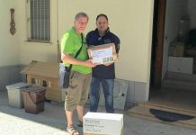 Juventus Club Chieti sostegno popolazioni colpite dal sisma
