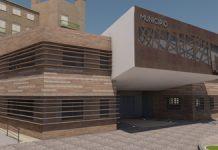 Rendering Nuovo Municipio 2