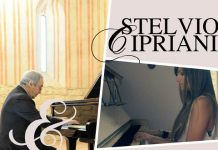 Stelvio Cipriani e Veronica Vitale live