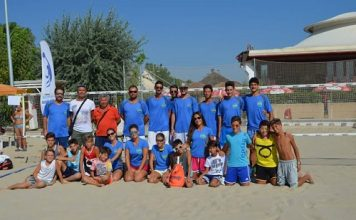 beach tennis campionati regionali