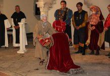 celestino V e re Carlo d'Angiò
