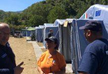 report protezione civile