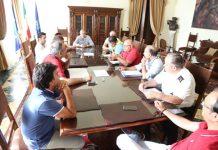 riunione speciale del COC a Pescara