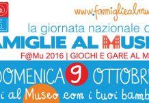 Famiglie al Museo 2016