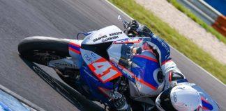 Motori, Federico D'Annunzio tradito da un componente elettrico nella gara in Germania