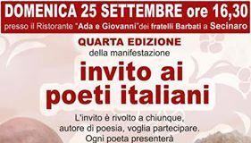 invito poeti italiani