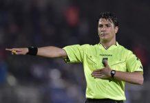 arbitro Gianluca Manganiello