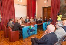 incontro Uil Abruzzo su ridisegno territorio regionale