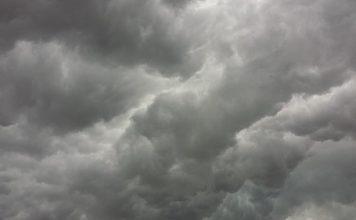 nuvole pioggia