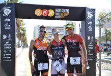 podio Triathlon Montesilvano