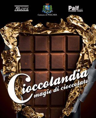 Cioccolandia 2016 magie di cioccolato a Pescara