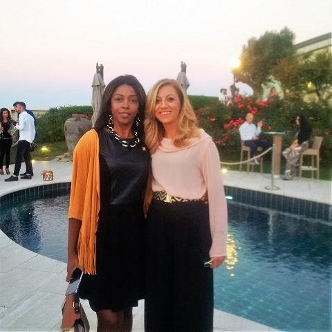 Delegata Le Donne del Jenny Viant Gomez ed Elisa Mucci