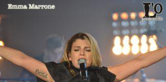 Emma Marrone in concerto a Pescara