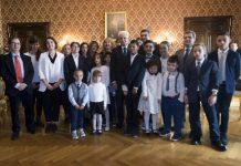 Gli alunni di Bucchianico premiati al Quirinale da Mattarella