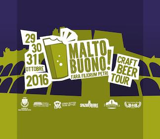 Malto buono! Craft Beer Tour a Fara Filiorum Petri